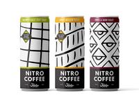 Fidalgo Nitro Coffee Cans