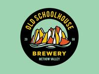 Old Schoolhouse Brewery Branding