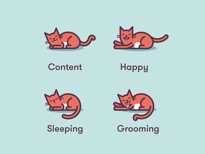 Cat Poses 2