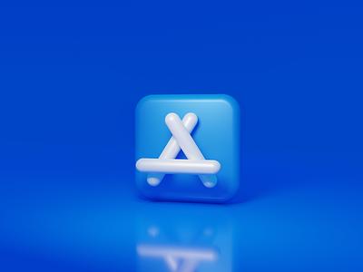 AppStore icon ui app blender