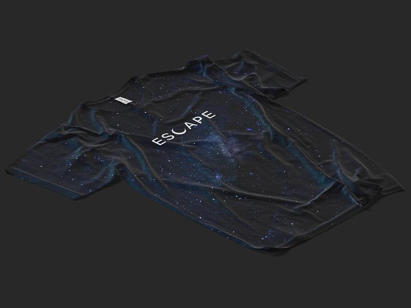 Escape – Find a new home. clothing brand clothing apparel brand identity brand design branding logo