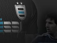 WIP - Messi Adidas - Personal propose
