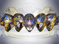 AIK Goaltender mask
