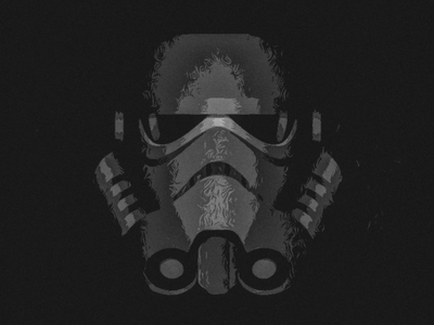 Storm Trooper grungy textured galactic empire empire strikes back storm trooper star wars starwars stormtrooper trooper