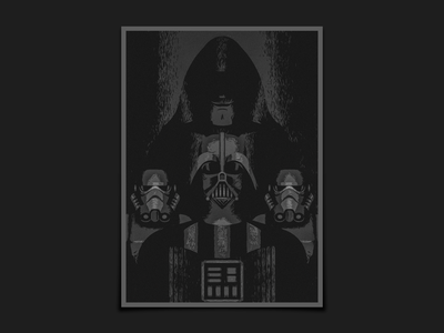 empire strikes back storm trooper stormtrooper vader sith lord sith star wars starwars grungy textured illustration galactic empire empire strikes back