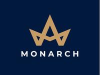 Monarch Hair Salon Logo
