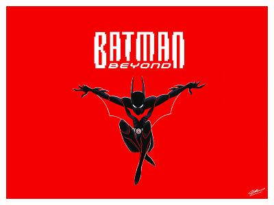 BATMAN BEYOND fanart comics character illustration art art tvseries dc comics dccomics cartoon tv show design illustration drawing beyond batman
