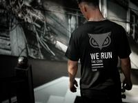 WE RUN THE CODE // TLV Marathon Tshirt