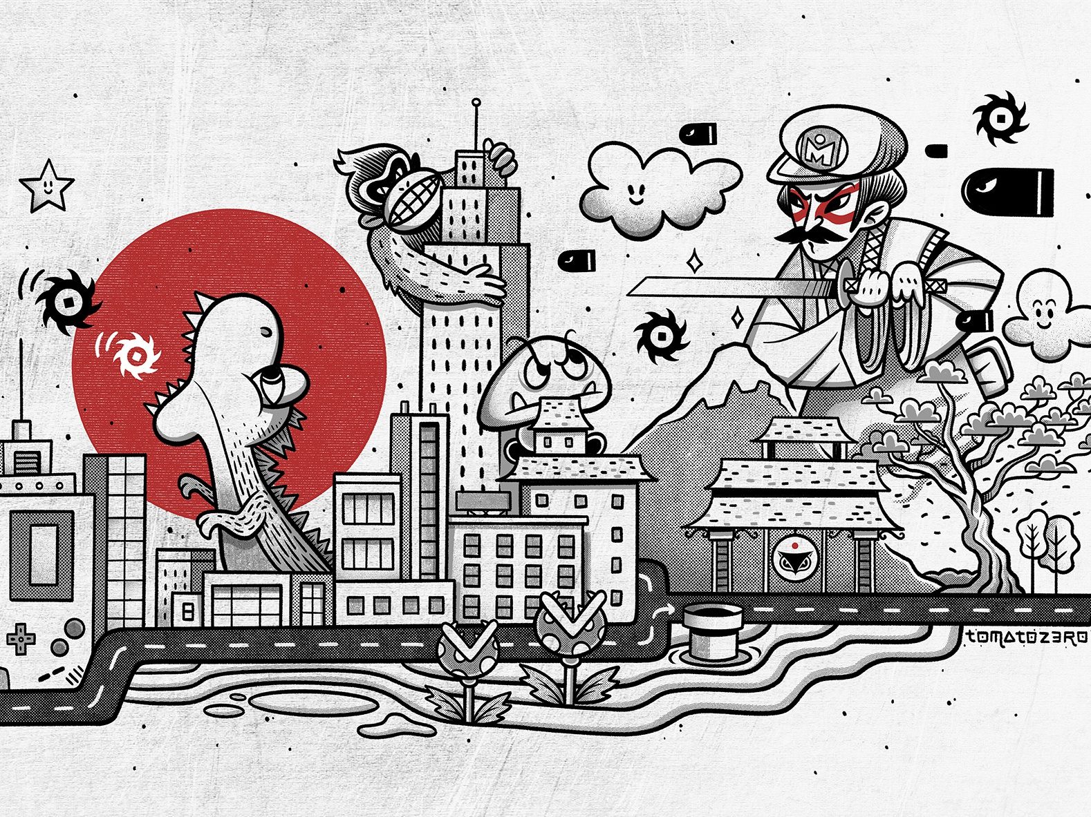Soc wall preview soc poster