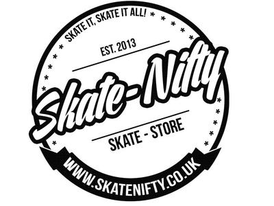 Skate Nifty logo