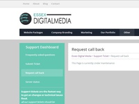 New edm website