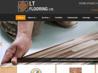 flooring company web design
