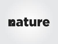 Nature Logo Design Experiment