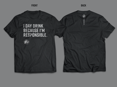 Sip Shine | Daydrink Shirt shirt design tshirt design tshirt alcohol branding alcohol branding brand michigan
