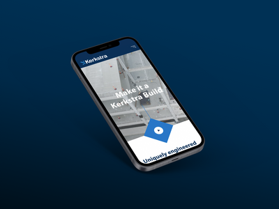 Kerkstra | Mobile mobile responsive design website web ux ui