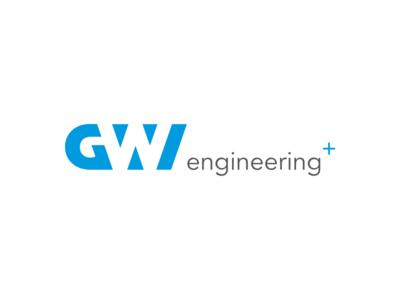 GWI Engineering engineering logo branding brand