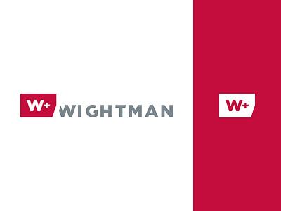 Wightman  | . Rebrand tbx icon brand agency wordmark logomark michigan typography branding logo brand design