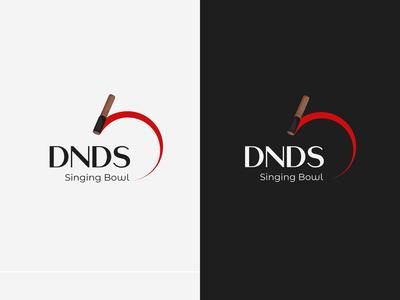 Logo Design - DNDS Singing Bowl