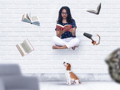 Levitating Reader