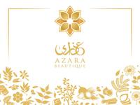 Azara Beautique Branding