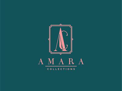 Amara collections illustrator adobe illustrator vector branding typography creative icon design adobe logo