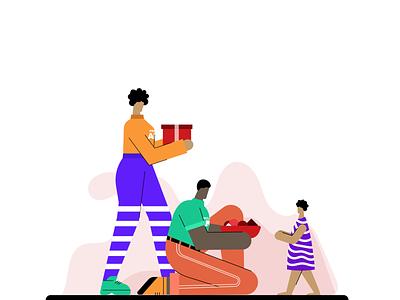 Project Ark - Illustration designer designs design creative color illustrator cc art illustration adobe illustrator