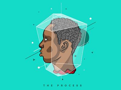 The Process illustrator art color design vector adobe illustrator illustration adobe
