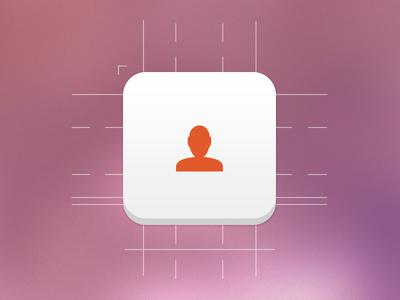 User Icon rebond