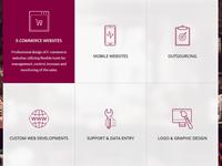 E-legance.net Services Section