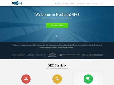Seo Company Website