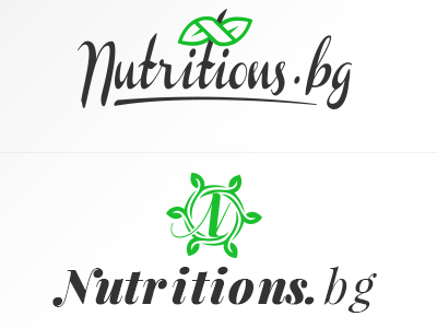 Nutrition Logos logotypes eco green logos logo logotype nutriotions