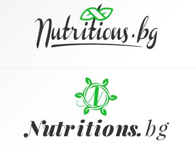 Nutrition Logos logotypes eco green logos logo logotype nutriotions
