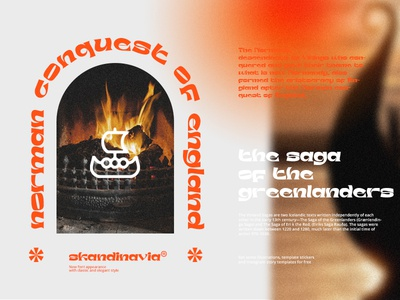 skandinavia font vintage vector typography typeface type sans serif sans otf opentype open type font handmade handdrawn handcrafted hand drawn font authentic