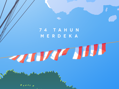 Indonesia's 74th Independence Day