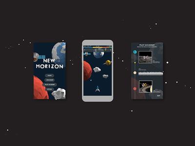 New Horizon - Game Design