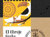 Coffee Roasting Co. rebrand/packaging exploration