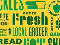 Mobile Grocer Identity Exploration