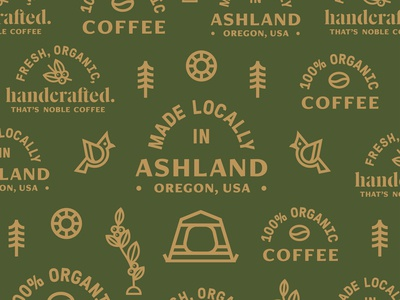 Coffee Rebrand Support Assets