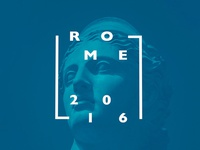 Rome 2016 Conference Identity