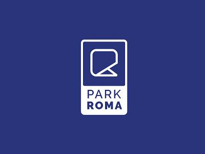 Park Roma Logo Design symbol icon graphic freelance design combination