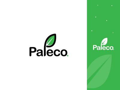 paleco logo identity design idendity branding design illustration typography branding abstract creative ecosystem logo design paleco logo sale
