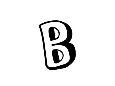 B sketch