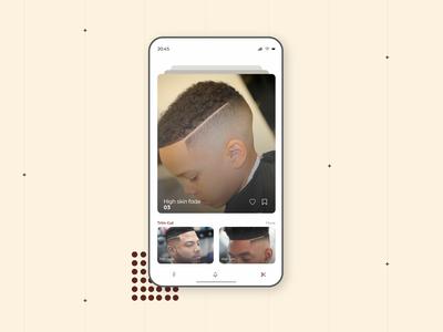 Hairsyling app