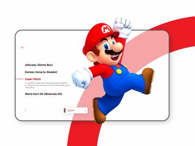 Web Gaming Interface