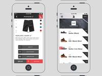 BLK MRKT iPhone App