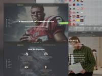 Teamworks Homepage
