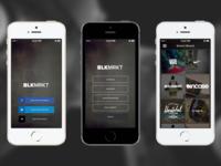 BLKMRKT App