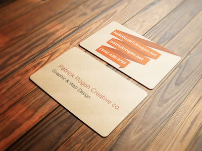 Simple Personal Cards