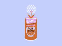 Wattie's Pure Fruit Drink #2