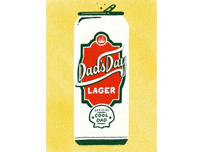 Dad's Day Lager